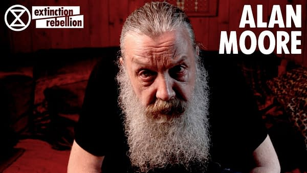 Alan Moore's New Novel Series, Long London, Is Being Auctioned Off