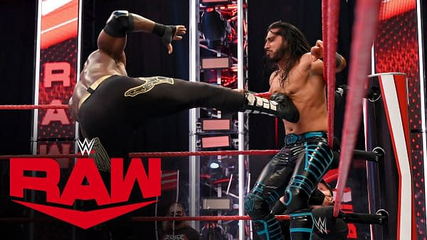 Mustafa Ali vs. Bobby Lashley: WWE Raw, July 27, 2020