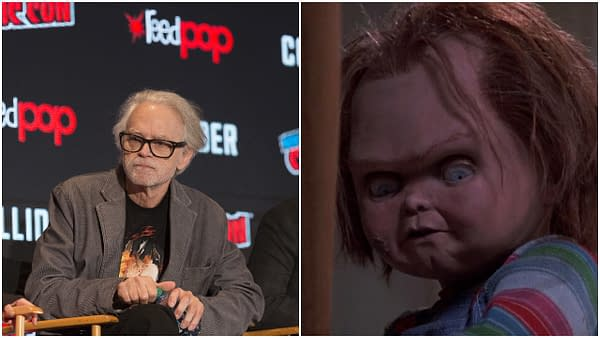 Voice Actor Brad Dourif Will Voice Chucky in the Syfy-USA Series