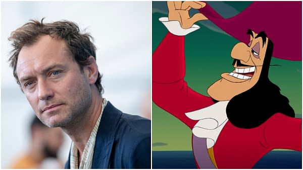 """L-R: Jude Law attends """"The New Pope"""" photocall during the 76th Venice Film Festival at Sala Grande on September 01, 2019 in Venice, Italy. Editorial credit: Denis Makarenko / Shutterstock.com 