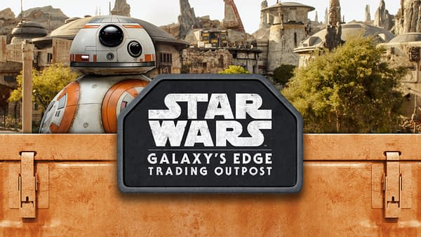 Star Wars Galaxy's Edge Collectibles Heading To Target