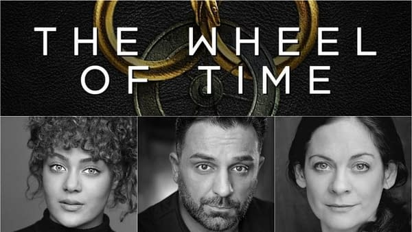 The Wheel of Time: Pasha Bocarie, Jennifer Preston, Izuka Hoyle Cast