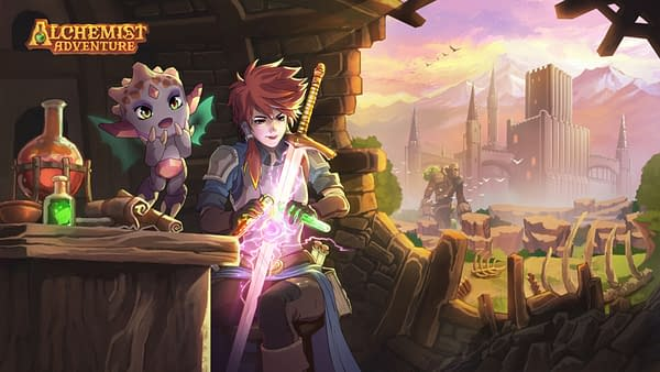 Learn to control the elements in Alchemist Adventure, and you'll control your fate. Courtesy of Bad Minions.