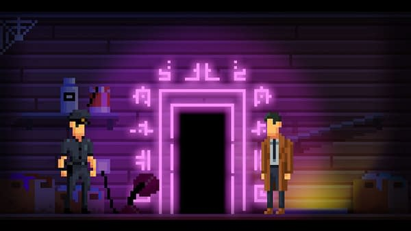 Akupara Games Announces The Darkside Detective: Season 2 For 2021
