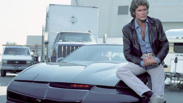 Knight Rider: James Wan Producing Film Adaptation of Television Series
