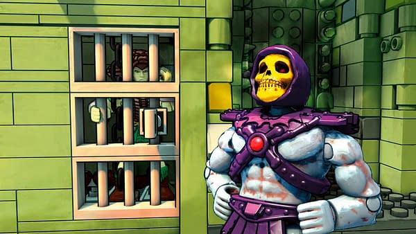 We Revisit MOTU Mega Contrux Castle Grayskull from Mattel