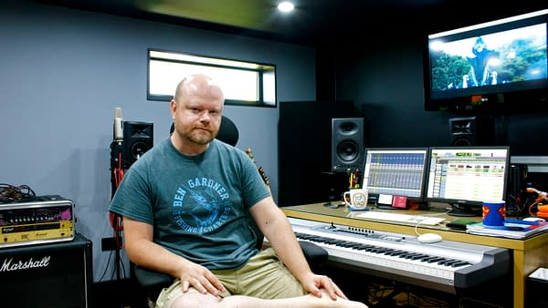 Interview: Gears Tactics Composer Edward Patrick White