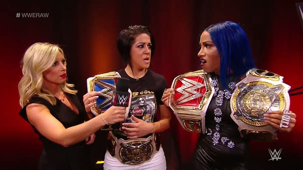 WWE Raw 8/3/2020 Part 1 - No Idea of the Horrors to Come (Image: WWE)