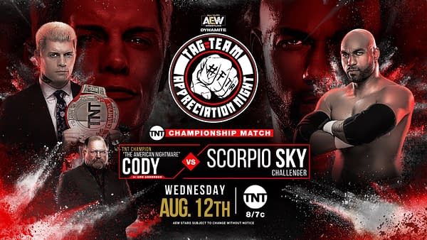 AEW Dynamite 8/11/20 Report Part 1: MJF's Press Briefing Goes Well (Image: AEW)