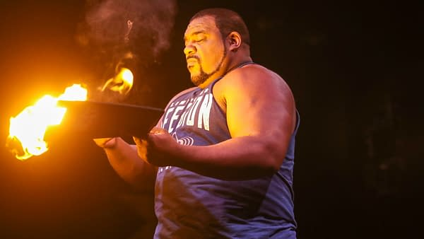 WWE NXT 8/11/20 Report Part 1: A Really Hot Keith Lee Contract Signing (Image: WWE)
