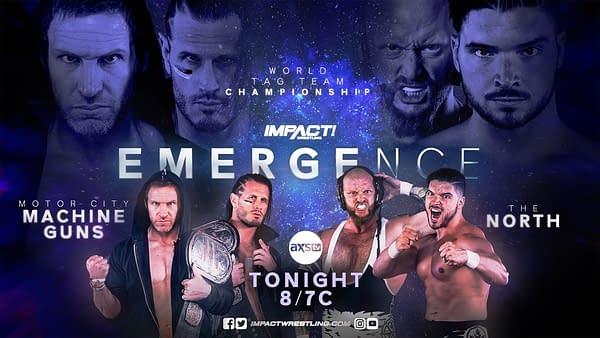 Emergence key art (Image: Impact Wrestling)