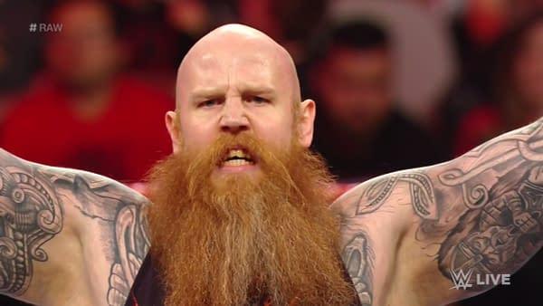 Former WWE star Erick Rowan.