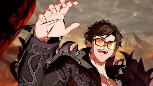Belial makes his way into Granblue Fantasy: Versus this September, courtesy of XSEED Games.