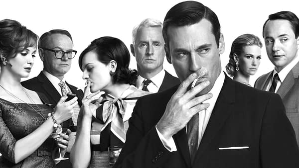 Mad Men is the Longest Twilight Zone Episode Ever Made
