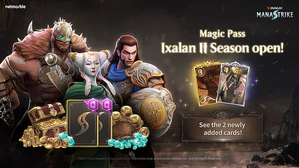 A brief look at what's available in season two, courtesy of Netmarble.