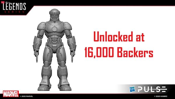 Hasbro Announced 4th Tier for Marvel Legends HasLabs Sentinel