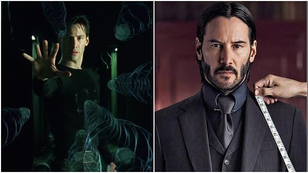 Bill & Ted Star Keanu Reeves Won't Bait