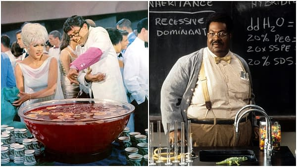 The Nutty Professor Remake in Works from Project X Entertainment