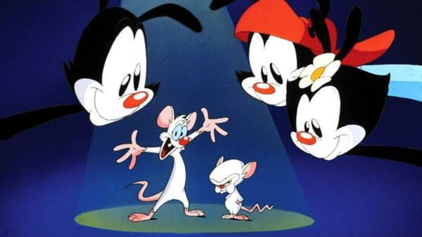 Animaniacs is returning, and heading to Hulu. (Image: WarnerMedia)