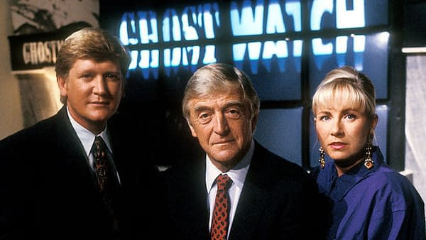 Ghostwatch: The BBC TV Play that Terrified the Nation in 1992