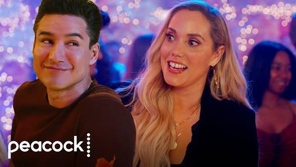Saved by the Bell: Elizabeth Berkley Is So Excited in New Trailer