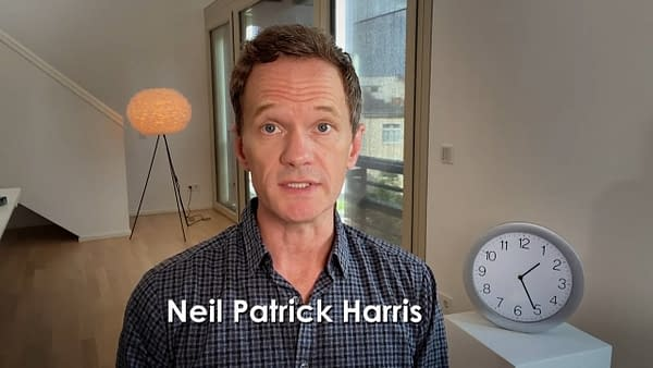 Neil Patrick Harris Poorly Promotes Goes Wrong Show For Prime Video