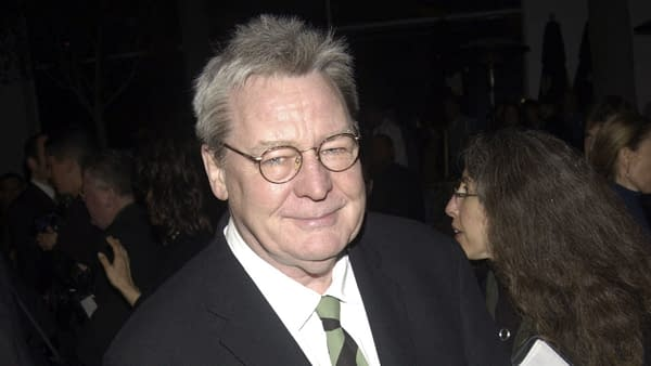 Director ALAN PARKER at the Los Angeles premiere of his new movie The Life of David Gale. Editorial credit: Featureflash Photo Agency / Shutterstock.com