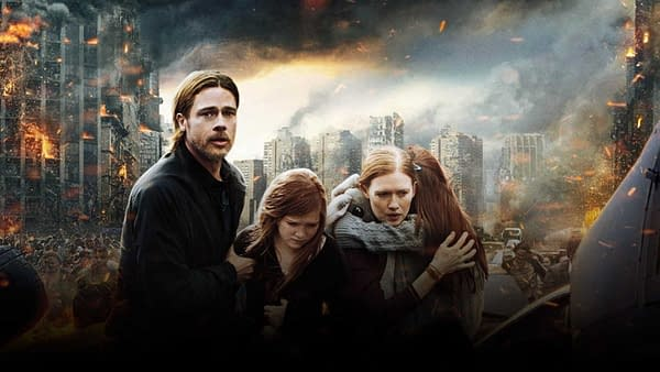 Best Laid Plans to Get World War Z Movie Into China - Despite Zombies