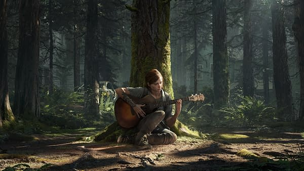 You'll soon be able to enjoy The Last of Us as a board game, as one is in the works. Courtesy of Naughty Dog