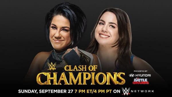 WWE Clash of the Champions key art (Image: WWE)