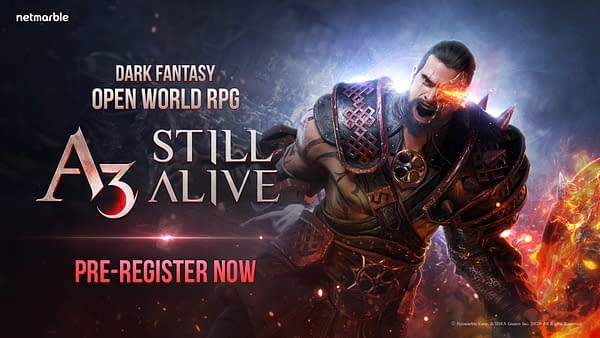 You can currently pre-register to play A3: Still Alive, courtesy of Netmarble.