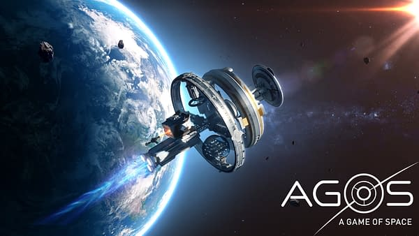 Can you help the crew find a new home in AGOS: A Game of Space? Courtesy of Ubisoft.