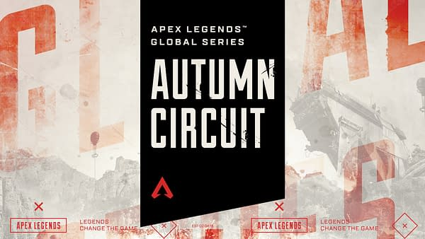 The Apex Legends Global Series Autumn Circuit will kick off on September 12th.