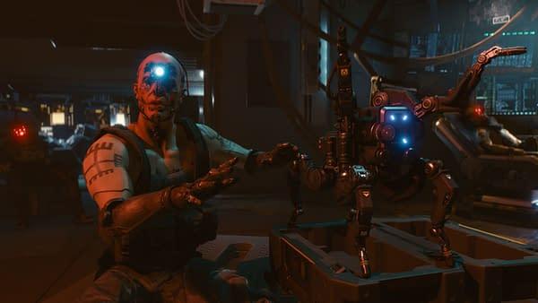 Cyberpunk 2077 has already been set back twice. Courtesy of CD Projekt Red.