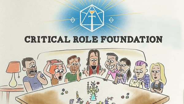 The show will use its platform to help out organizations in need, courtesy of Critical Role.