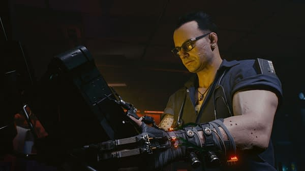 Every problem players are having with Cyberpunk 2077 is being heavily documented on social media. Courtesy of CD Projekt Red.