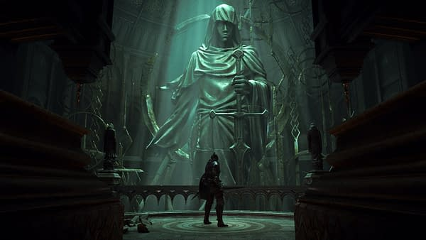 Sony Reveals Demon's Souls During The PS5 Showcase