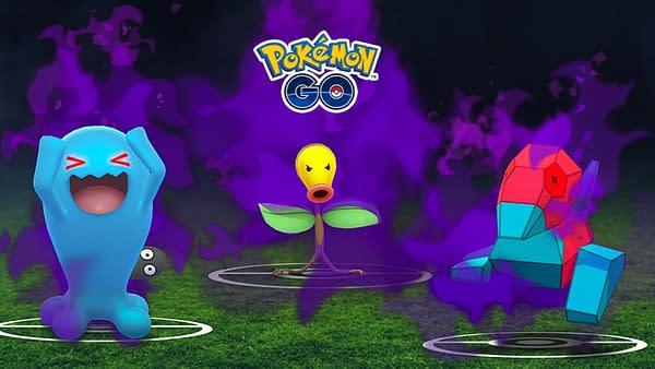 No New Shadow Pokémon Released for Pokémon GO Mega Battle Event. Credit: Niantic