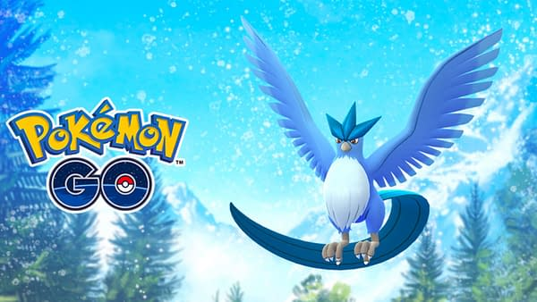 Might want to catch this Articuno on such a rare occasion, courtesy of Niantic.