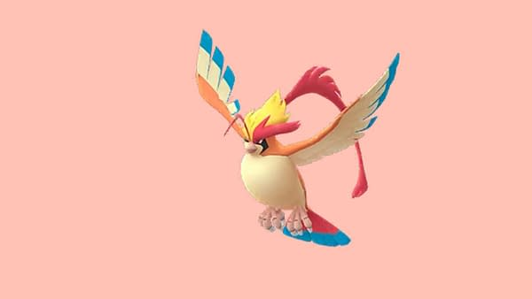 Mega Pidgeot Raid Guide: A New Mega Unlocked in Pokémon GO. Credit: Niantic