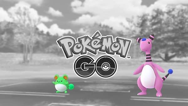 Top Five Shiny Pokémon In Pokémon GO: Generation Two. Credit: Niantic
