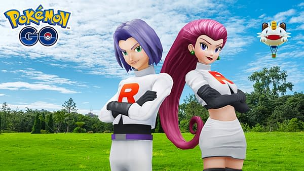 team Rocket blasts into a brand new event, courtesy of Niantic.