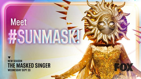 The Masked Singer Season 4 Preview: New Mask, Clue Make for Sunny Days