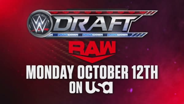 WWE announced a new draft at Clash of Champions. The first part will take place on Friday, October 9th on Smackdown. The draft will conclude on Monday, October 12th on Raw.