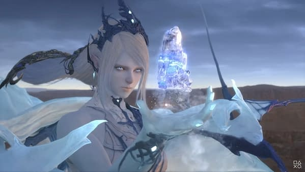 Final Fantasy XVI was officially revealed during the latest PS5 showcase.