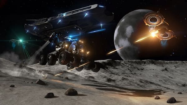 You'll soon be able to explore all the options in Horizons on October 27th, courtesy of Frontier Developments.