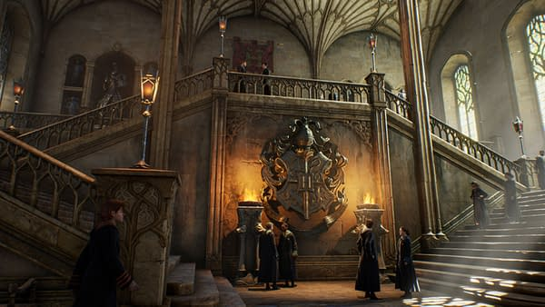 It's time to explore Hogwarts as you've never seen it before.