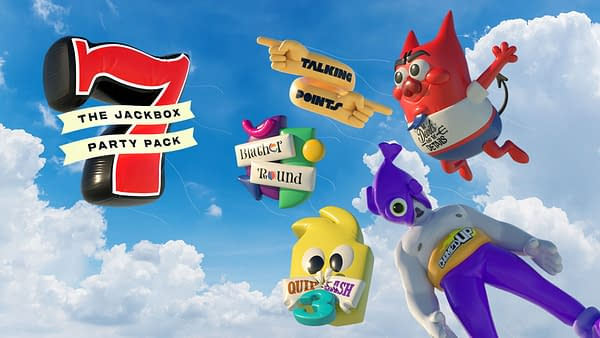 A look at all the games in The Jackbox Party Pack 7, courtesy of Jackbox Games.