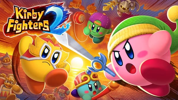 Its time for Kirbys of all kinds to face-off, courtesy of Nintendo.
