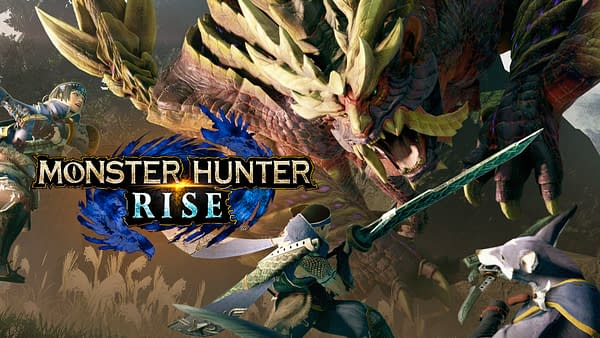 Monster Hunter Rise is headed to the Nintendo Switch, courtesy of Capcom.